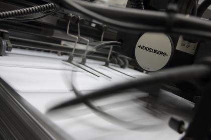 Nowoczesna drukarka